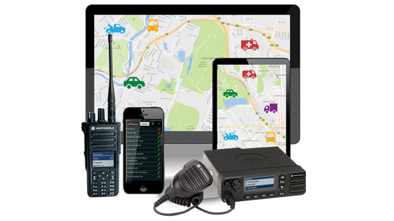 Eagle Wireless provides PDV Wireless DispatchPlus solutions.